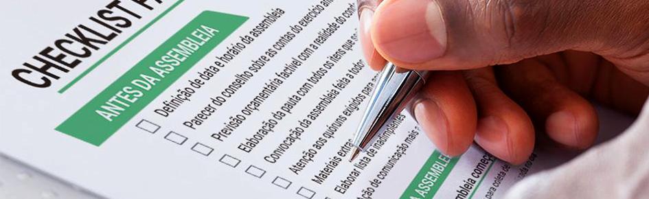 Checklist Condomínio